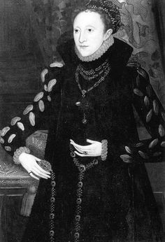 Queen Elizabeth I, c. 1565-1570.  Artist Unknown.  Collection of the Duke of Beaufort.