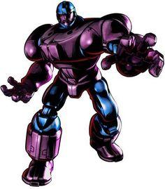 35938 - Ultimate Marvel vs. Capcom 3: Sentinel