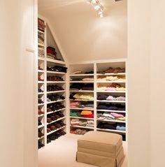 43 Organized Closet Ideas - Dream Closets_36