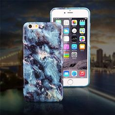 """i6/6+! Fashion Soft Slim Granite Marble Texture Gel TPU Back Case Cover for Apple iphone 6 iphone6 6S PLUS Phone Cases 4.7/5.5"""""""
