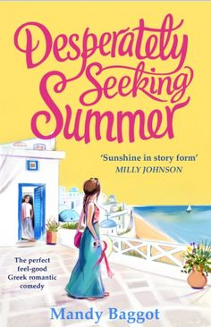 This book cover makes me dream of Greece! #99c #romance #bookworm