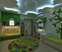 Дизайн интерьера и 3D визуализация