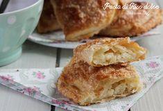 Un dolce tipico della città di Massa Carrara, la Pasta di Riso dolce. Una cremosa crema racchiusa all'interno di una croccante pasta sfoglia :D