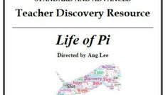 Life if Pi - teacher discovery resources