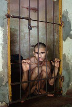 Mental Hospital in Asuncion, Paraquay. Photo-Martin M. Crespo.