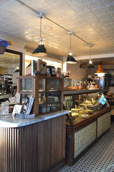 Bakeri in Williamsburg, Brooklyn - New York // via the Spotted SF Blog
