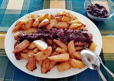 Pot Roast, Pork, Beef, Ethnic Recipes, Carne Asada, Kale Stir Fry, Meat, Roast Beef, Pork Chops