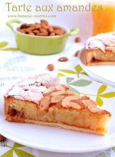 tarte aux amandes
