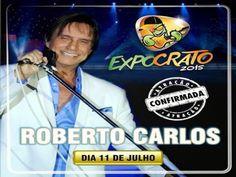 Blog Paulo Benjeri Notícias: Confirmado: Rei Roberto Carlos fará show na ExpoCr...