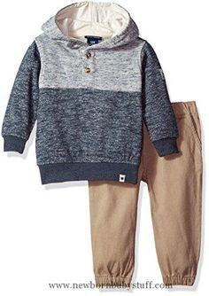 83372fb81104 Baby Boy Clothes Lucky Brand Baby Boys  Pant Set