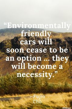"""Education and go green quotes to help save the planet and the natural environment, it's so beautiful. How to Start Environmentally Friendly Living? GO GREEN and Reduce Environmental Impact because it may end badly for our planet. """"Environmentally friendly cars will soon cease to be an option … they will become a necessity."""" This quote is talking about what may come soon and we certainly don't want it! we want a better world for our children and future generations…"""