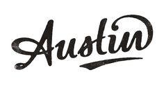 Creative Typography, Branding, Austin, Hand-Lettered, and Lettering image ideas & inspiration on Designspiration Creative Typography, Typography Letters, Graphic Design Typography, Hand Typography, Typography Poster, Japanese Typography, Graphic Art, Simon Walker, Branding