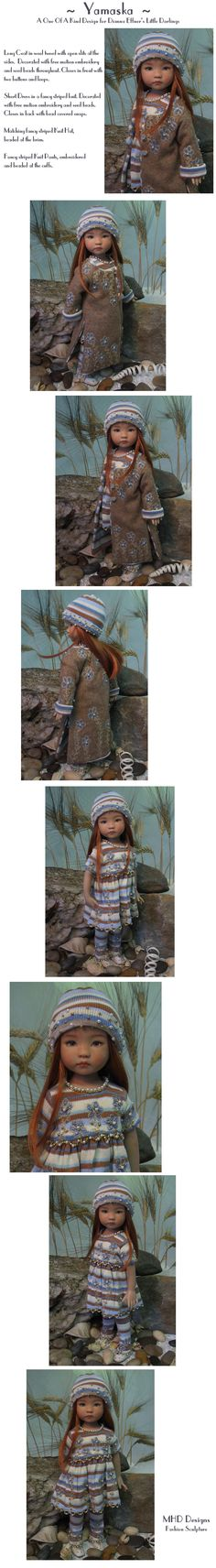"MHD Designs ""Yamaska"" for Dianna Effner's Little Darlings"
