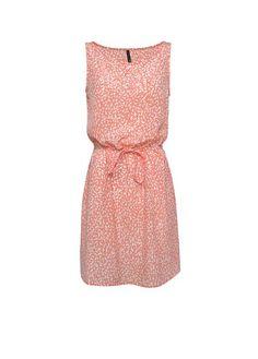 MANGO - Printed light dress
