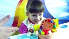 Играем в доктора  Маргаритка Стоматолог Укол для зубастика