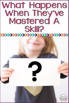 How To Ensure That Students Retain Mastered Skills. It is important that we (special education teachers) have a plan to prevent regression when we move on to other skills. These ideas are great for special ed teachers, homeschooling parents, life skills programs, self-contained classrooms and anyone who helps students with autism or multiple disabilities.