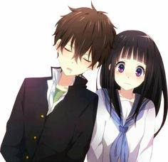Image result for hình cặp đôi anime