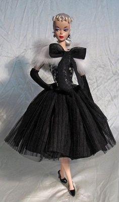 vcintage Silkstone BArbie Doll