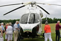 Night flying helicopter will save more lives - Local - Rye and Battle Observer