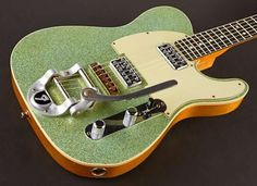 Fender Double TV Jones Telecaster with Bigsby