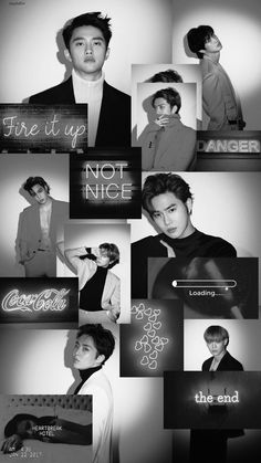 17 SEXIS wallpapers with the cutest guys Kpop Exo, Suho Exo, Exo Kai, Exo Ot12, Park Chanyeol, K Pop, Exo Lucky One, Girls Generation, Exo Music