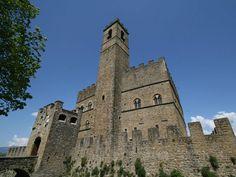 Castelli della Toscana, la leggenda di Poppi | Diari di viaggio