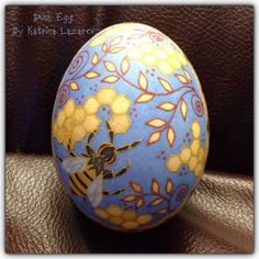 Duck Egg By Katrina Lazarev