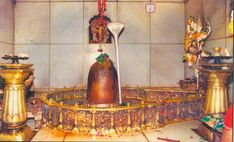 """Linga basically means a sign or symbol. So the lingam is essentially a symbol of the shapeless universal consciousness of Lord Shiva. """"Shiva"""" also means that in which the creation lies dormant after the annihilation. So, one explanation is that the lingam is a representative of the dormant universal consciousness in which all created things rest after the cosmic annihilation. It also represents the pradhana, the potential but unmanifest ingredients of the material world."""