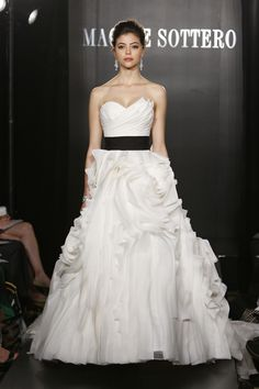 Trending in Florida: The Juliette gown by Maggie Sottero.
