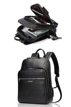 f7c3c2d20cd The laptop compartment suitable for 14-inch notebooks. Men's Bags,  Notebooks,