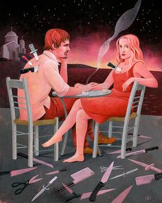 Jody Hewgill - Before Midnight