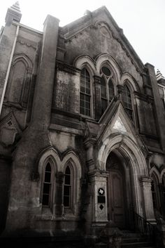 Haunted Church