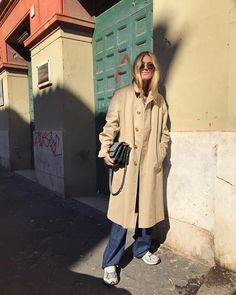 Best Autumn Outfits Part 33 Fashion Week, Look Fashion, Daily Fashion, Spring Fashion, Fashion Outfits, Women's Dresses, Pinterest Mode, Look Street Style, Style Minimaliste