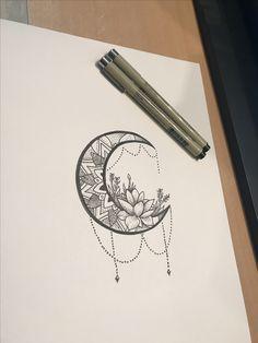 Dibujos Kunst Tattoos, Tattoo Drawings, Body Art Tattoos, Sleeve Tattoos, Tattoo Portfolio, Piercing Tattoo, Piercings, Henna Tattoo Designs, Sister Tattoos