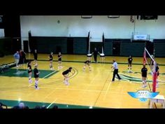 Terry Liskevych goes over the Dig-Set-Hit at The Art of Coaching Volleyball Portland Clinic. This drill is a team ball control drill. More drills can be found at TheArtofCoachingVolleyball.com