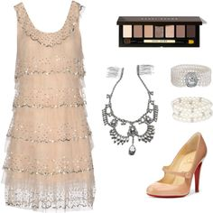 Daisy Buchanan The Great Gatsby Costume - Polyvore