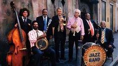 Preservation Hall Jazz Band performed a holiday show at MIM in 2012. #MIMMusicTheater #Concerts
