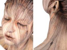 L'arte dell'illusione nelle impressionanti sculture iperrealiste di Christopher David White