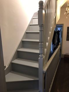 Did you know a loft conversion is one of the most cost effective ways to increas. Did you know a loft conversion is one of the most cost effective ways to increase space into your h Loft Conversion Stairs, Attic Conversion, Loft Conversions, Loft Staircase, Staircase Design, Staircases, Stair Railing, Attic Renovation, Attic Remodel