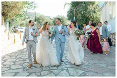 Ένας όμορφος διπλός γάμος στο χωριό του Αγίου Νικήτα