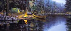 Природа и животный мир в рисунках американского художника Даррелла Буша (Darrell Bush). Часть 1.   subvert   субверт