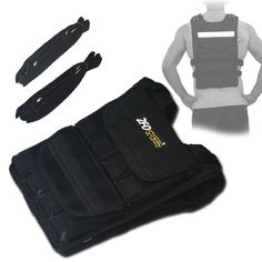 ZFOsports® - 40LBS ADJUSTABLE WEIGHTED VEST:Amazon:Sports & Outdoors