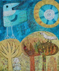 blue-bird - Hilke Macintyre