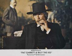 1973 Pat Garrett and Billy the Kid Western Film, Western Movies, Pat Garrett, Sam Peckinpah, Kris Kristofferson, Billy The Kids, Old West, Old Hollywood, Movie Stars