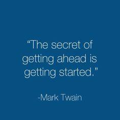 Get started!