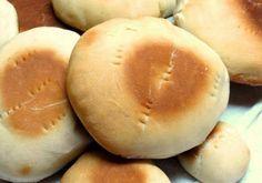 Receta de Pan amasado de campo
