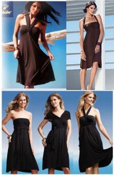 Multi way Convertible dress