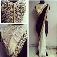 Startling Off White Color Velvet & Net & Chiffon & Goregette at just Rs.1610/- on www.vendorvilla.com. Cash on Delivery, Easy Returns, Lowest Price.Party wear & Designer Saree