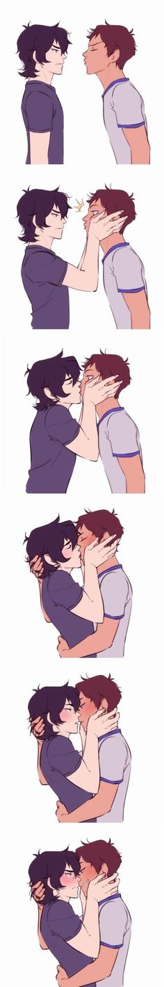 Aw everyone needs a  little bit of Klance