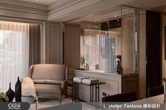 的裝潢圖片為L′atelier Fantasia 繽紛設計的設計作品,該設計案例是一間新成屋(5年以下)總坪數為23.4,格局為三房,更多L′atelier Fantasia 繽紛設計設計案例作品都在設計家 Searchome